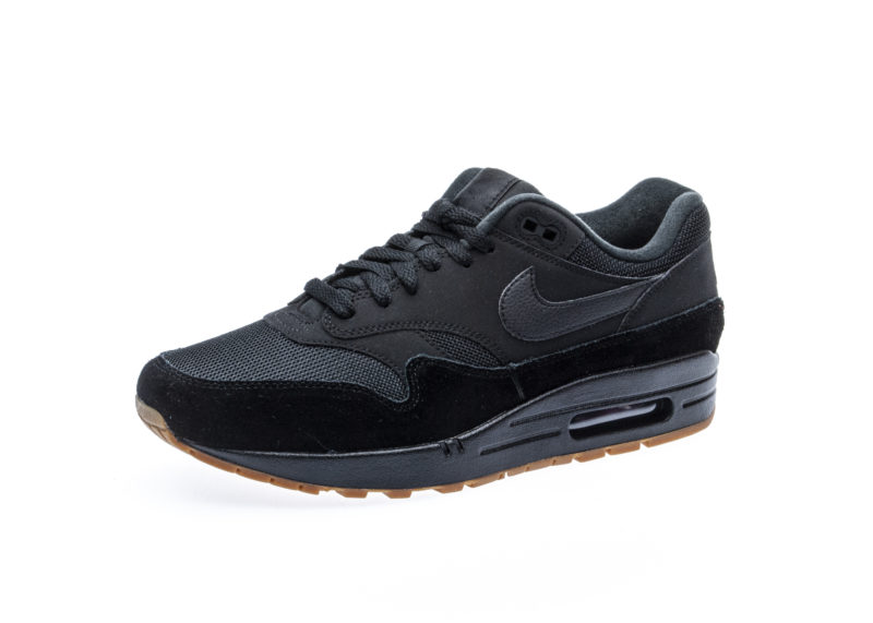Nike Air Max 1 Black Men's Shoe