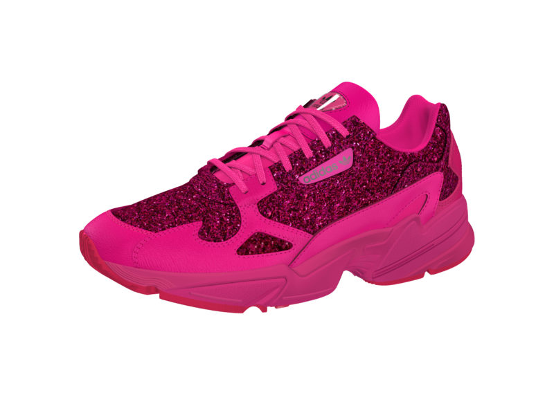 Adidas Falcon Pink Women's Shoe