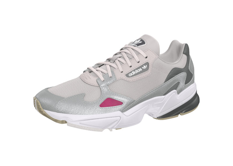 Adidas Falcon Silver Women's Shoe