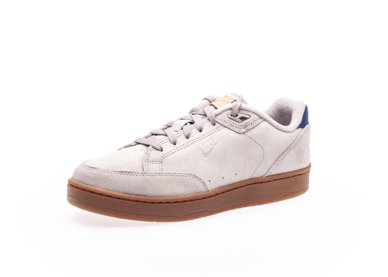 The Nike Grandstand II Suede Men's Shoe
