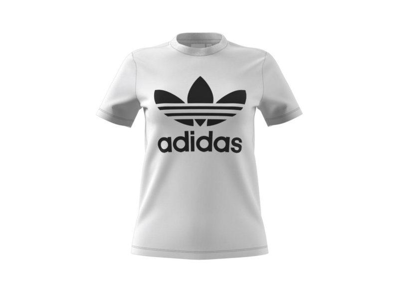 Adidas Trefoil Tee Women's