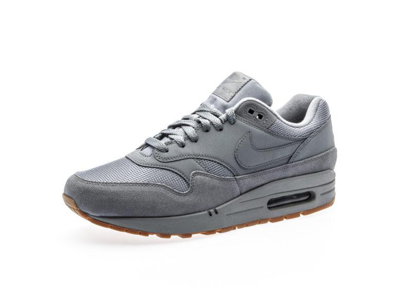 Nike Air Max 1 Grey Men's Shoe